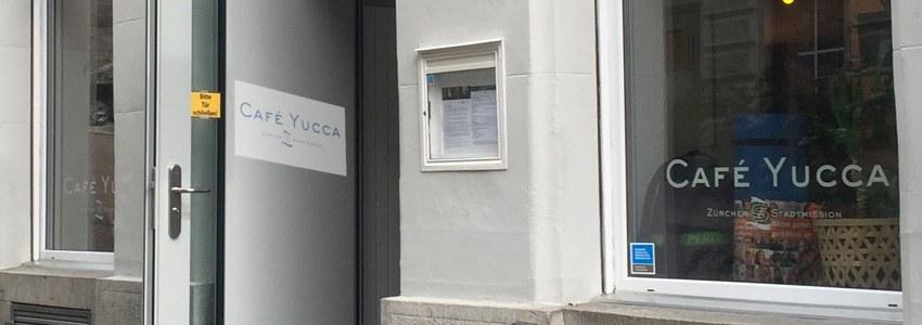 Café Yucca  - Passantenhilfe