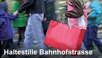 Haltestille Bahnhofstrasse