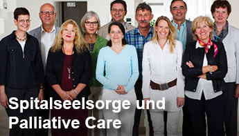 Spitalseelsorge und Palliative Care