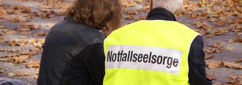 Notfallseelsorge und Seelsorge für Polizei- und Rettungskräfte